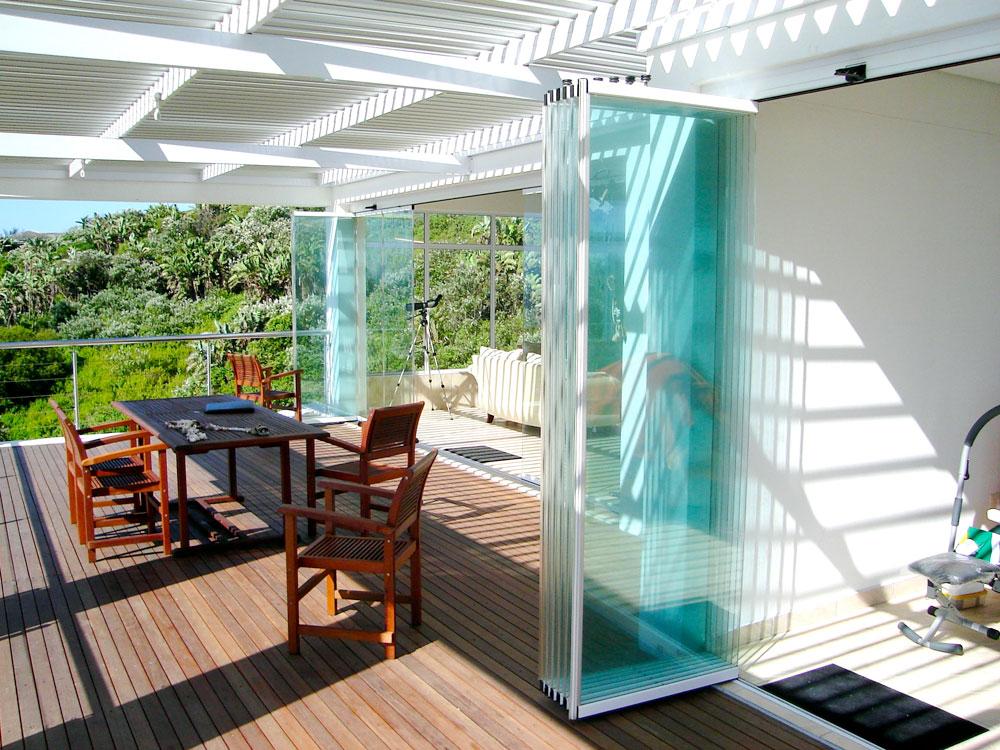 Cortina de cristal sunflex sf25 for Cortinas de cristal para terrazas