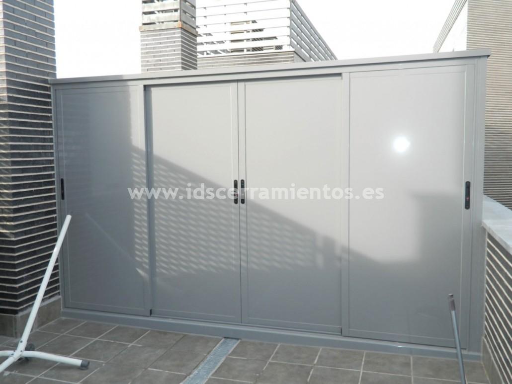 Armario pvc exterior ideas de disenos - Armarios de exterior ...