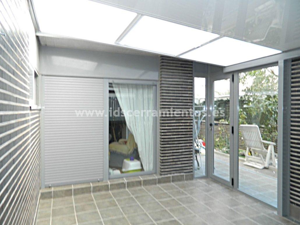 Ids cerramientos fijos cubiertas - Cubiertas de aluminio para terrazas ...