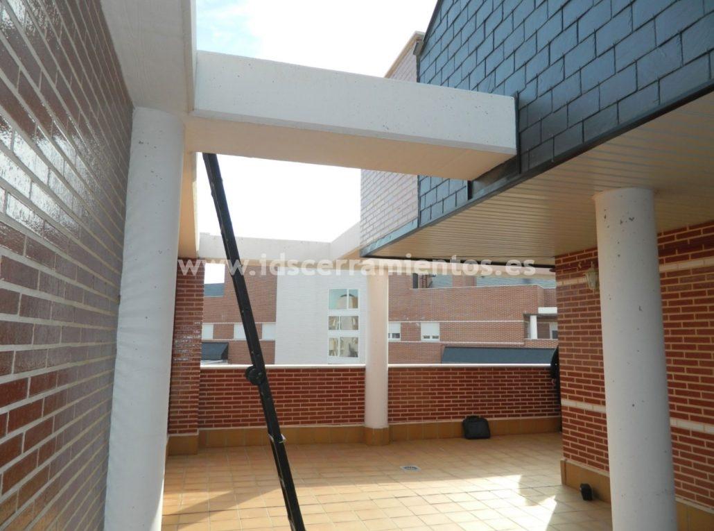 Cubiertas moviles para terrazas es una buena solucin para - Cubierta para terraza ...